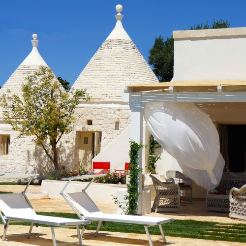 Trulli La Pietraia Boutique Home